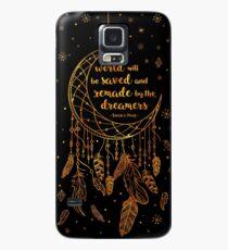 Gespeichert und Remade - Gold Hülle & Klebefolie für Samsung Galaxy