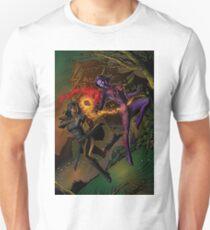 Sukothai vs. The Great Evil Witch (Color) Unisex T-Shirt