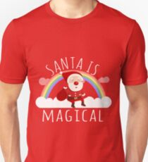 Santa Is Magical Unisex T-Shirt