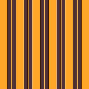 Retro Vintage Striped | Pattern Art by CarlosV