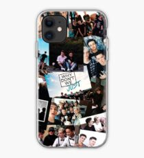 WDW COLLOGE iPhone Case
