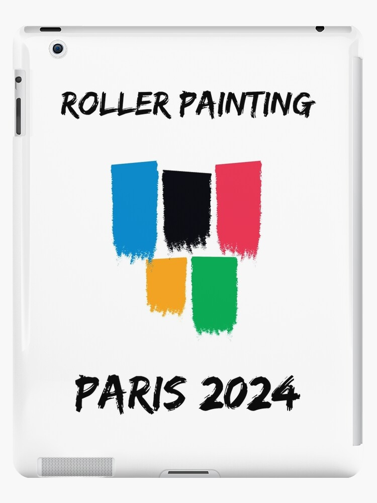 Roller painting for the Olympics! by lullull
