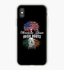 American Grown Irish Roots iPhone Case