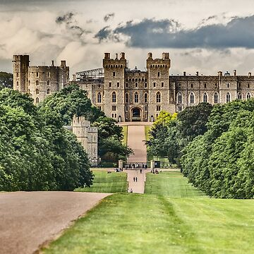 Windsor Castle by flashcompact