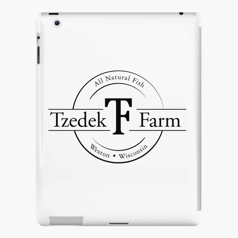 Tzedek Farm Weston WI - Black iPad Snap Case