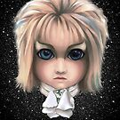 Jareth, Goblin King (BITTY BADDIES) by Jody  Parmann