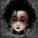 Edward Scissorhands (BITTY BADDIES) by Jody  Parmann