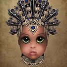 Akasha, Queen of the Damned (BITTY BADDIES) by Jody  Parmann