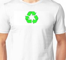 RECYCLE (1) Unisex T-Shirt