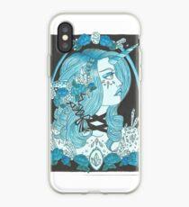 Lady Unicorn iPhone Case