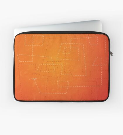 The Dance of the Midge on a Hot Summer Night Laptop Sleeve