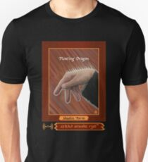 "Zekko Arash Ryu ~ ""Floating Dragon"" Shaolin Form Unisex T-Shirt"