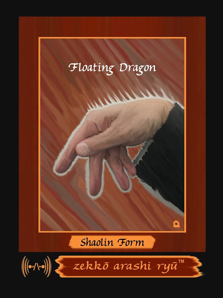 "Zekko Arash Ryu ~ ""Floating Dragon"" Shaolin Form by zekkoarashiryu"