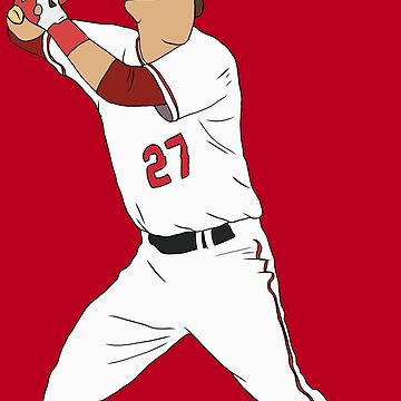 Mike Trout Angels by RatTrapTees