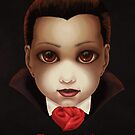 Classic Dracula (BITTY BADDIES) by Jody  Parmann