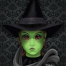 Wicked Witch (BITTY BADDIES) by Jody  Parmann