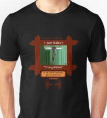 """Zekko Arashi Ryu """"Triangulation"""" Unisex T-Shirt"""