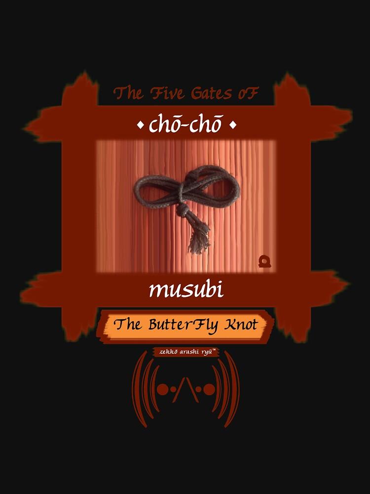 """Zekko Arashi Ryu ~ """"The Butterfly Knot"""" by zekkoarashiryu"""