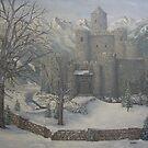 Winter Castle by Dan Budde