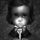 Edgar Allan Poe (BITTY BADDIES) by Jody  Parmann