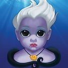 URSULA (Bitty Baddies) by Jody  Parmann