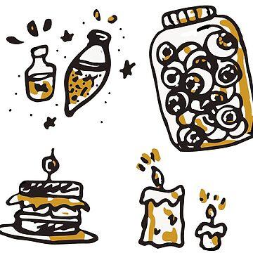 Katy's Essenetials by sofielian