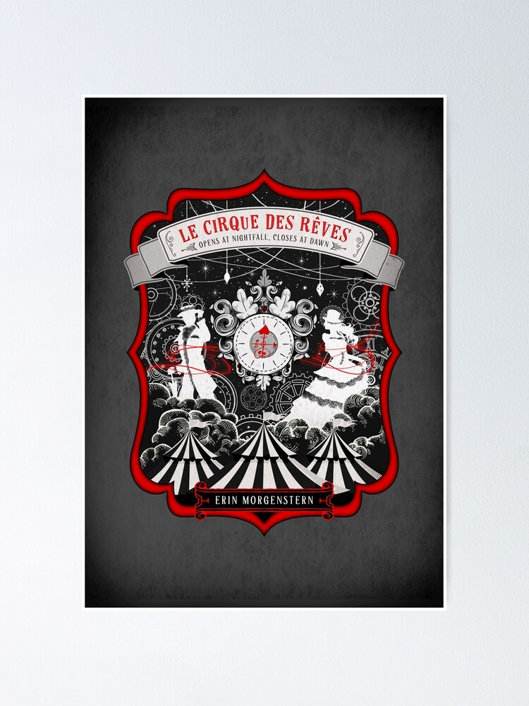 Alternate view of The Night Circus Poster