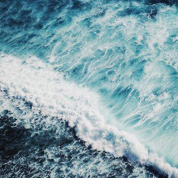 Lapping Waves by MightyOwlDesign