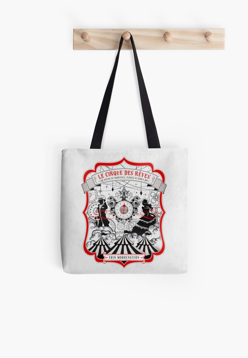 The Night Circus - light Tote Bag
