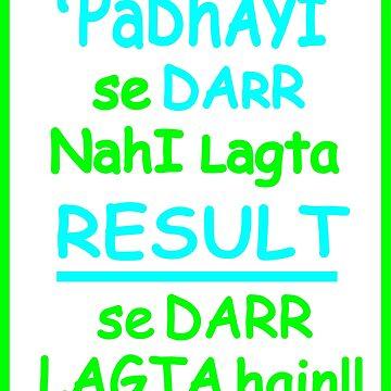 padayi se darr nahi lagta by MallsD