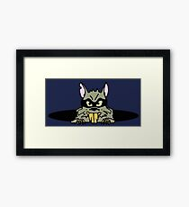 Ratto! Framed Print