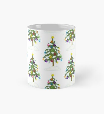 Christmas Tree 2018 Mug