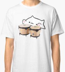 Bongo Cat Meme Classic T-Shirt