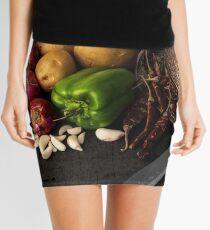 Vegetables Mini Skirt