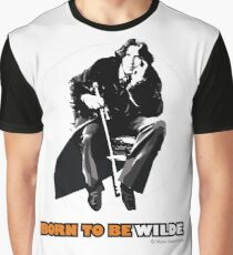 Born to be Wilde Graphic T-Shirt