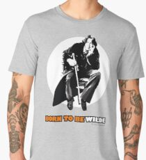 Born to be Wilde Men's Premium T-Shirt