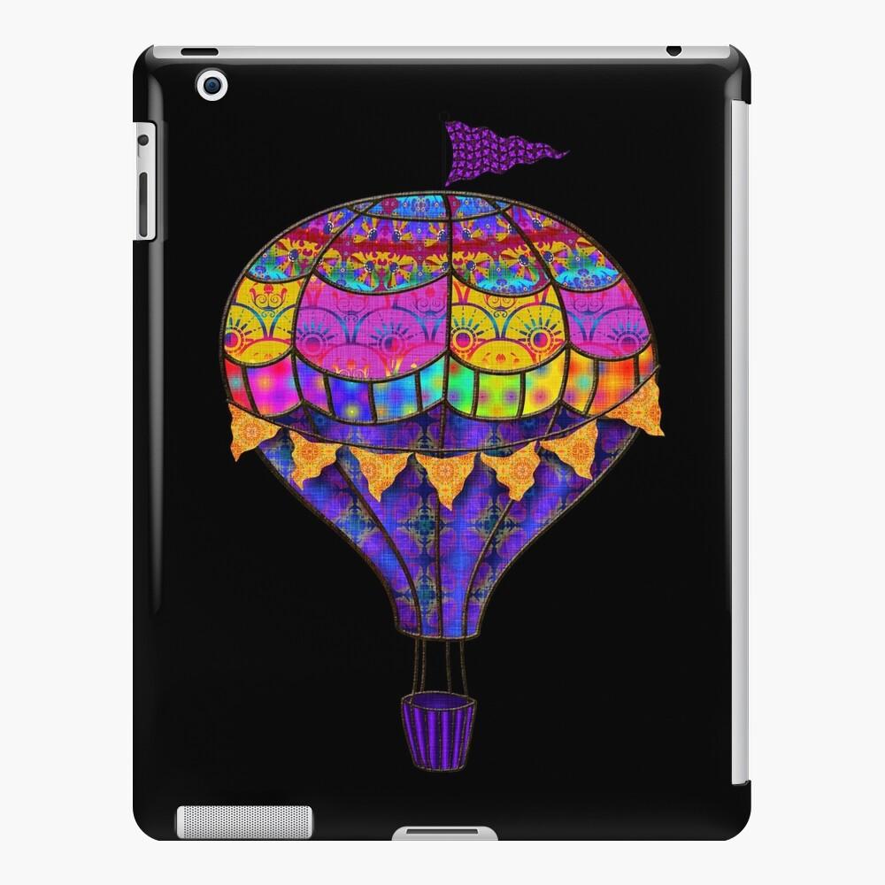 Es ist Ballon! Heißluftballon iPad-Hülle & Skin