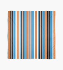 Retro Fashion 60's Stripes Scarf