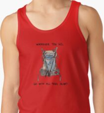 Travel well and often  Tank Top