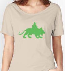 Battlecat plus one Women's Relaxed Fit T-Shirt