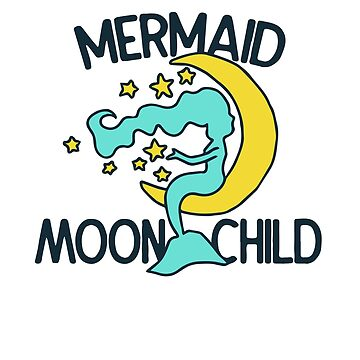 Mermaid MoonChild by Boogiemonst