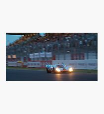Porsche 917 Le Mans Photographic Print