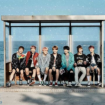 BTS You Never Walk Alone by infireseok
