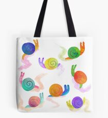 Good Snails Tote Bag