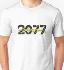 Cyberpunk punk. Unisex T-Shirt