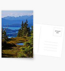Mountain Muskeg Postcards