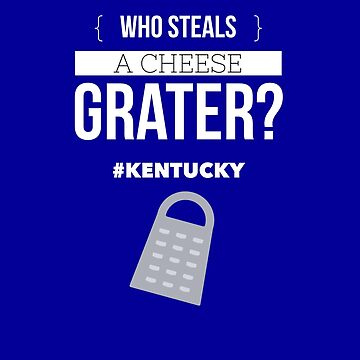 Who steals a cheese grater? by roseshirts