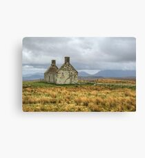 Return To Moine House Canvas Print