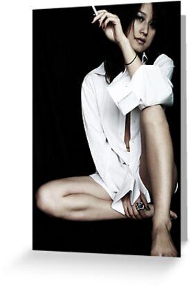Chinese Seductress by eyesoftheeast