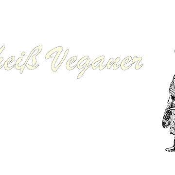 vegan love by thinkglobal